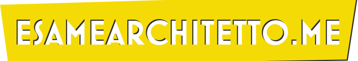 LOGO ESAMEARCHITETTO.ME PNG